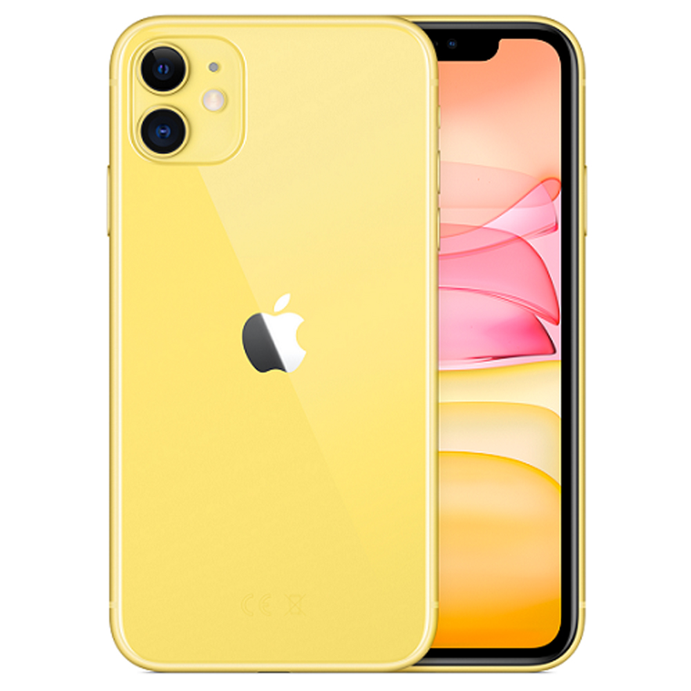 Apple IPhone 11 256GB geel