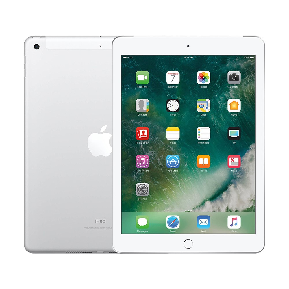 Apple iPad New 2017 128 GB WiFi/4G  Silver