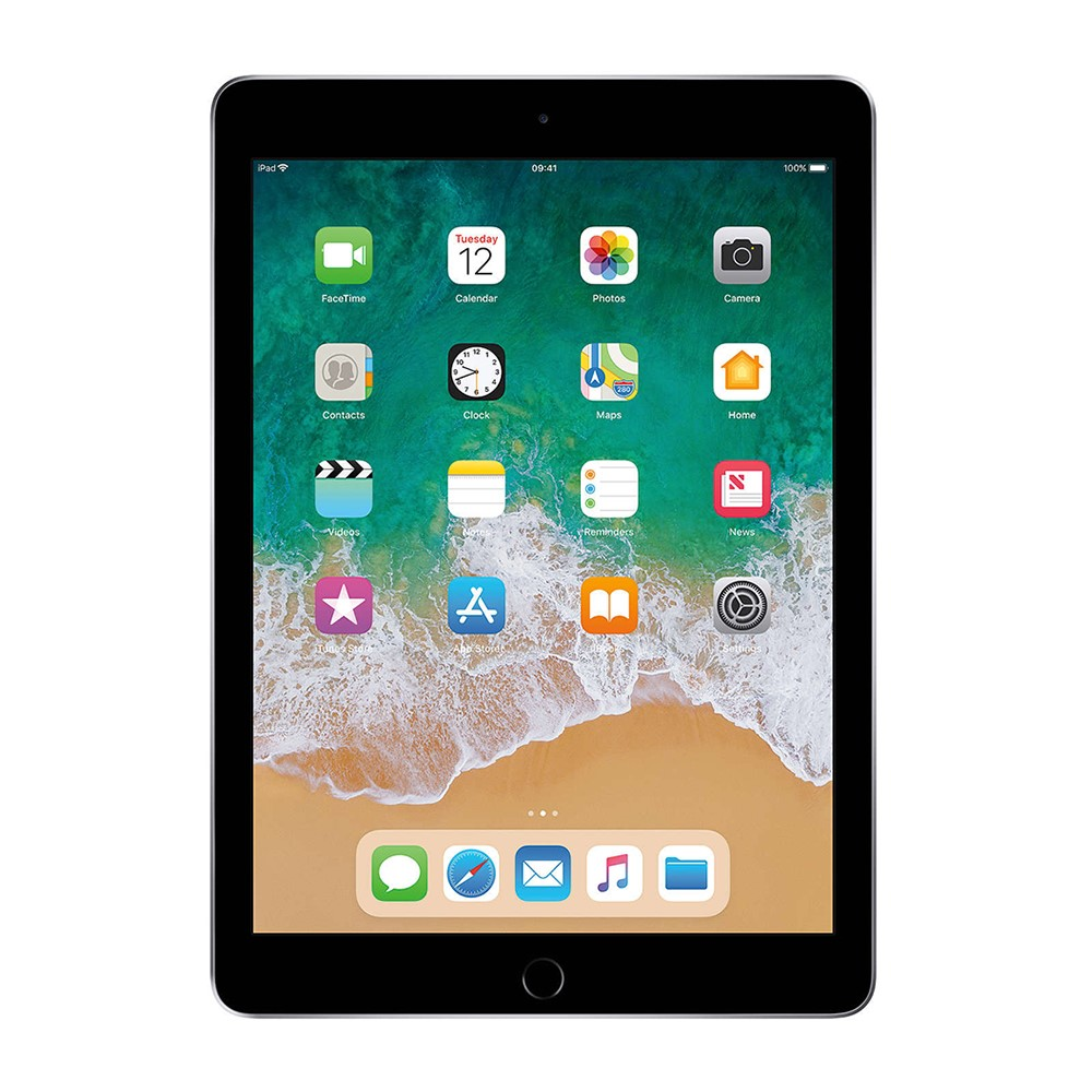 Apple iPad 9.7 (2018) 128 GB WiFi Space Gray