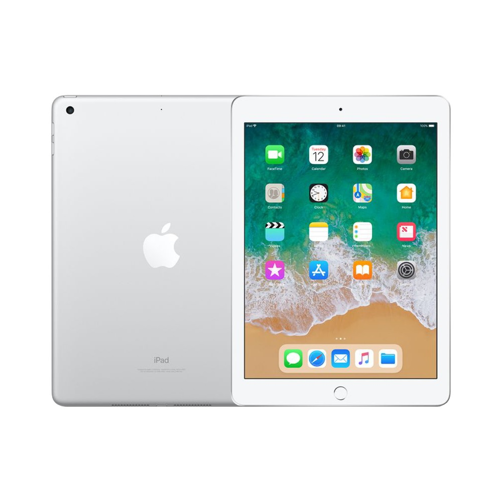 Apple iPad 9.7 (2018) 128 GB WiFi + Cellular  Silver